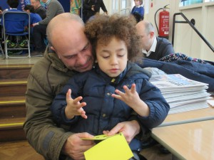 Dads Breakfast - 26th January 2016