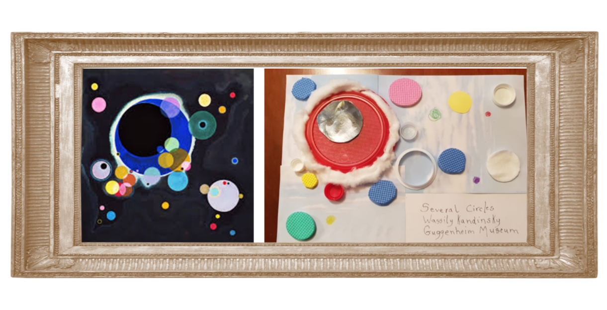 Several Circles, Wassily Kandinsky 1926, (Reception)